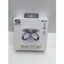 SOUL - 無線藍牙5.0耳機 IPX4 Bluetooth (Emotion2)白色